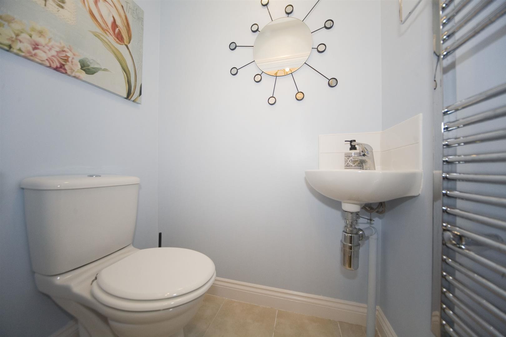 Cloackroom/WC